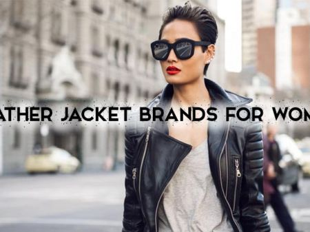 Top 9 Leather Jackets Brands for Women
