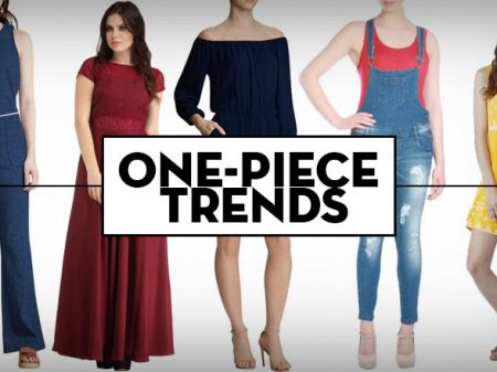 6 Types of One Piece Fashion Trends For Women