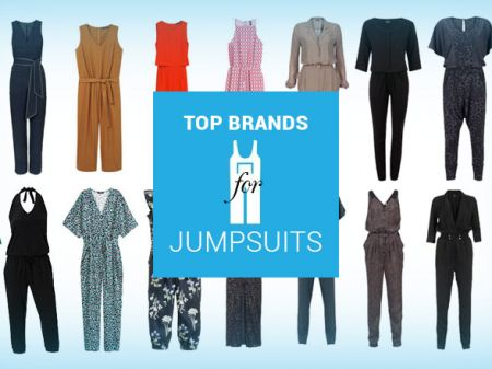 Top 10 Jumpsuit Brands to Look chic effortlessly