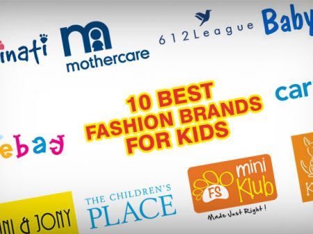 10 Best Fashion Brands for Kids You Need to Follow