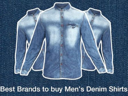 10 Best Denim Shirt Brands Every Man Should Follow