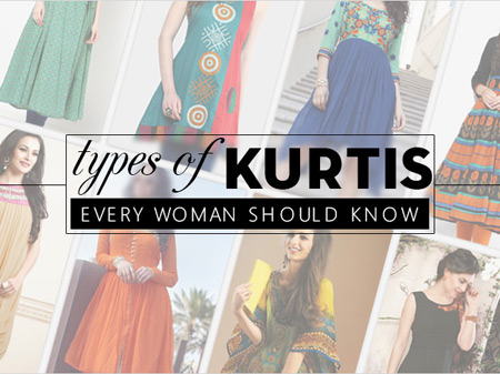 39 Types of Kurti Designs Every Woman Should Know