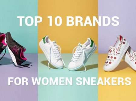 10 Best Sneakers Brands For Women to Step up Style Game