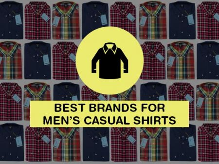 10 Best Casual Shirts Brands that No Man dare to Skip