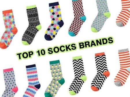 10 Best Socks Brands to Pamper Your Feet