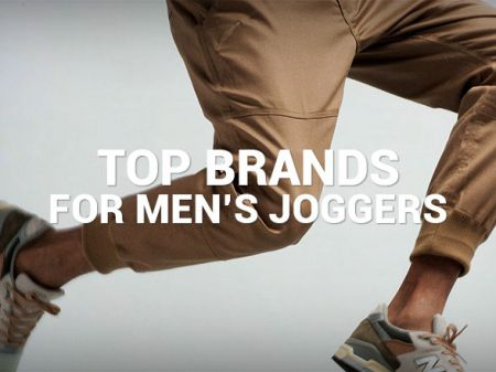 10 Best Joggers Brands for Men to chill out in style
