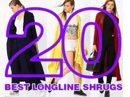 20 Best Longline Shrugs to Buy online Right Now