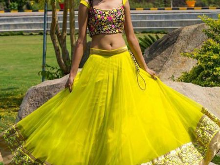 8 Types of Lehengas to Flare your Ethnic Look