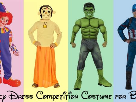 70 Fancy Dress Competition Costumes For Boys to Buy Online