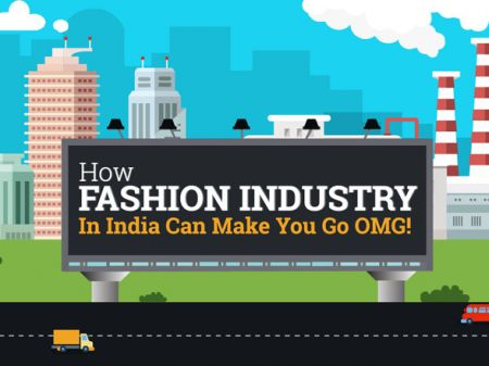 How Indian fashion Industry Facts Can Blow Your Mind