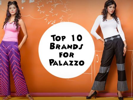 10 Best Palazzo Pant Brands to Stay on Trend Now