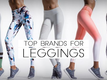 Top 10 Leggings Brands for Best Comfort, Stretch & Style