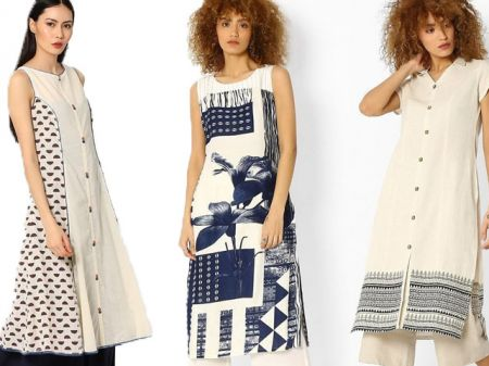 20 Best White Kurtis To Beat Summer Heat in Style