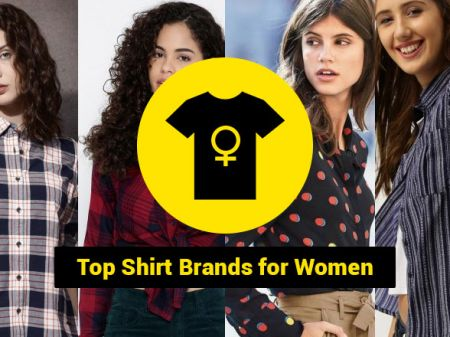 10 Best Shirts Brands for Women To Play Button-Up Game in style