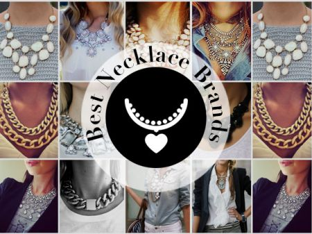 10 Best Necklaces Brands to Accessorize with any Neckline