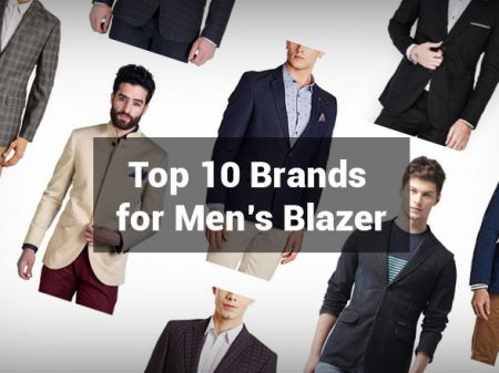 10 Best Blazer Brands To Buy Impressive Styles for Men