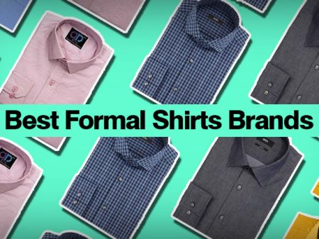 10 Best Formal Shirts Brands for Men to Freshen Up Office Look