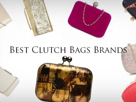 10 Best Clutch Bags Brands for Perfect Party Look