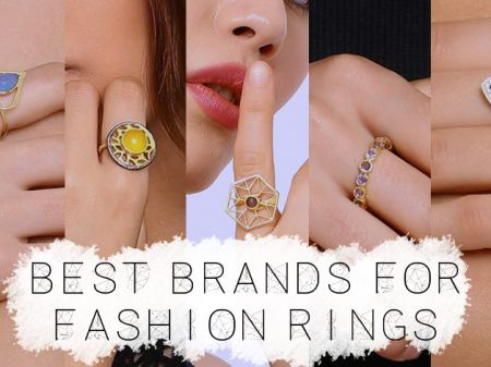 10 Budget-Friendly Fashion Ring Brands You Will Absolutely Love!