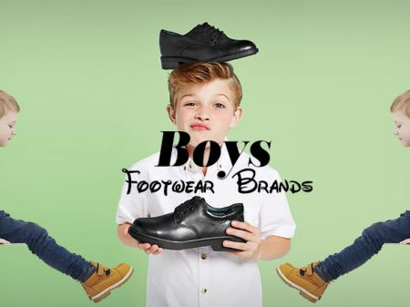 10 Best Footwear Brands For Boys in India