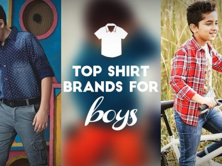 10 Must-Shop Boy's Shirt Brands for with Utterly Adorable Collection