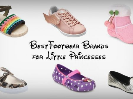 Best 10 Footwear Brands For Little Princesses