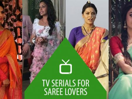 TV Serials to Follow Immediately if You are a Saree Lover