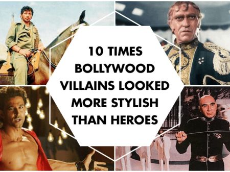 10 Times Bollywood Villains Looked More Stylish Than Heroes