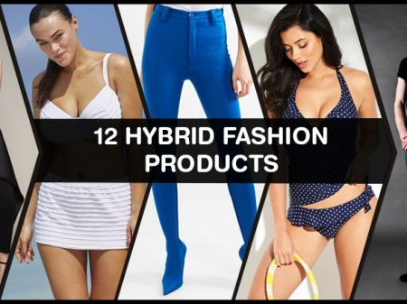 12 Hybrid Fashion Product Names You May Not Know