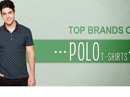 10 Best Polo T-shirts Brands to Buy Online in India for Men
