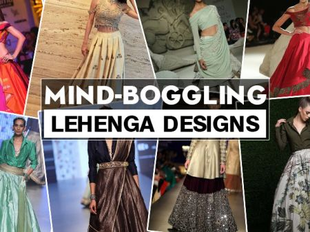 71 Mind-Boggling Lehenga Designs That Will Make Your Day!
