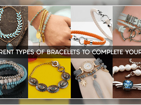 20 Different Types of Bracelets Designs