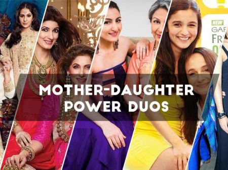 12 Most Stylish Mother-Daughter Pairing of Bollywood