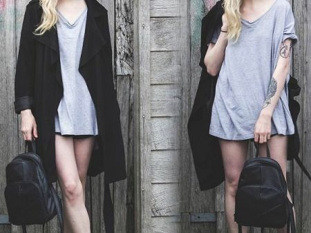 11 Ways to Rock an Oversized T-shirts like a fashionista