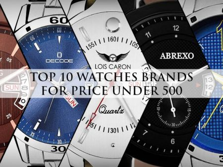 10 Best Affordable Watches Brands to Buy Price under Rs 500