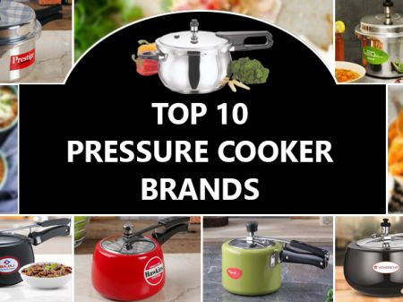 10 Best Pressure Cooker Manufacturing Brands to Buy Online in India