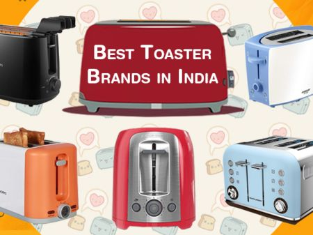 10 Best Toaster Brands to Buy Online in India