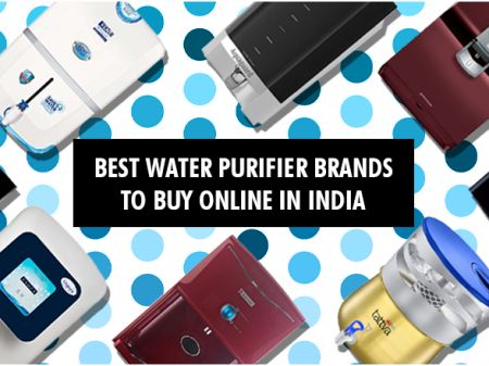 10 Best Water Purifier Brands in India for Pure Healthy Water