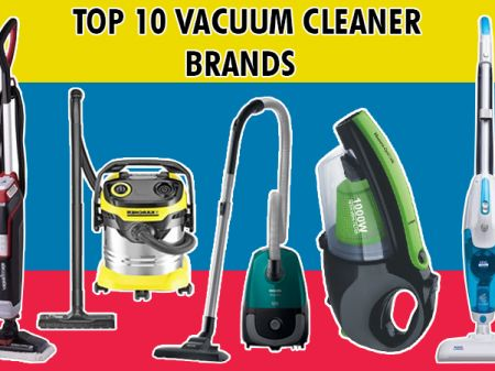 Top 10 Vacuum Cleaner Brands in India: Compare Price to Buy