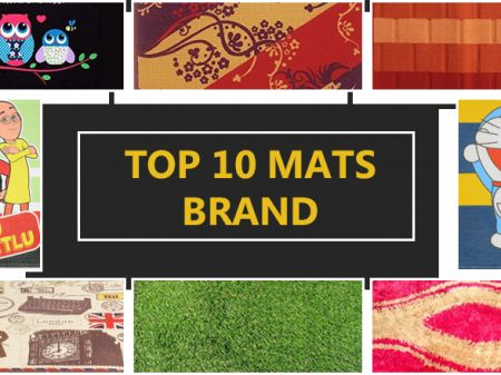 10 Best Mat & Rug Brands in India For Door & Bath Room