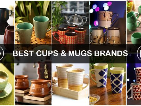 10 Best Cups & Mugs Brands to Buy Online in India