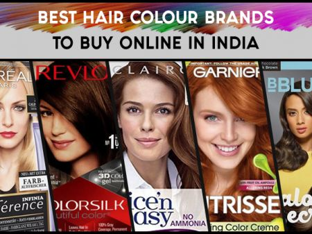 10 Best Hair Colour Brands to Buy Online in India