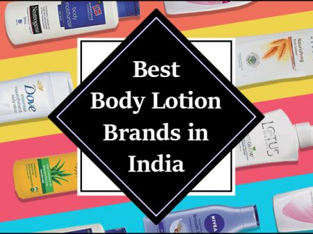 10 Best Body Lotion Brands to Buy Online in India