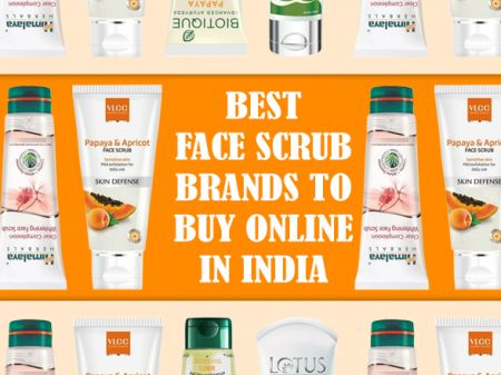 10 Best Face Scrub Brands in India To Glow Any Skin Type