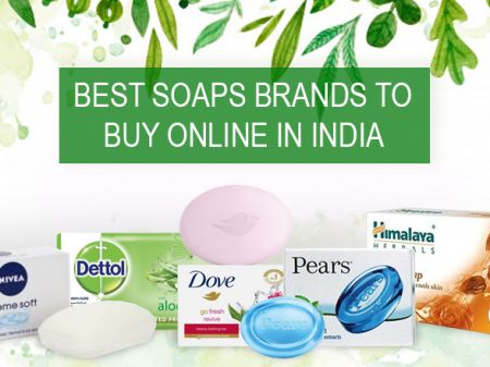 10 Best Bath Soap Brands to Buy Online in India