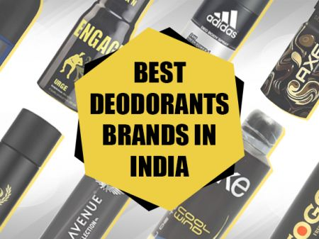 10 Best Deodorant Brands in India to Smell Good All-Day