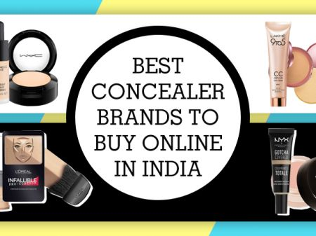 Top 10 Concealer Brands in India: Buy Online at Best Price
