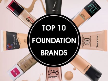10 Best Foundation Brands in India For Flawless Finish
