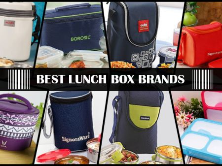 10 Best Lunch Box Brands to Buy Online in India