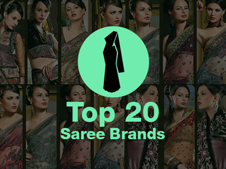 Top 20 Saree Brands to Buy Best Designs